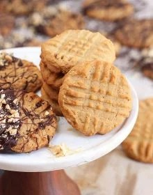 The Very Best Peanut Butter Cookies | TheSuburbanSoapbox.com