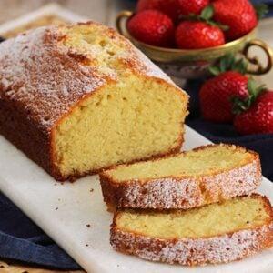 The Very Best Pound Cake Recipe | TheSuburbanSoapbox.com