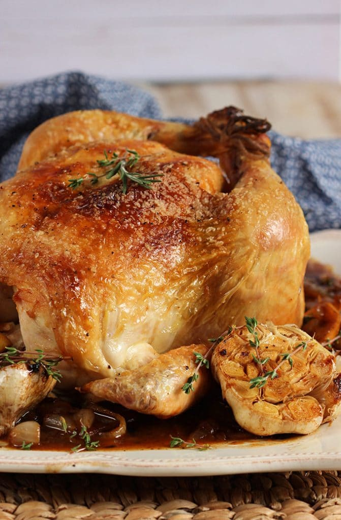Royal Engagement Chicken Recipe | TheSuburbanSoapbox.com