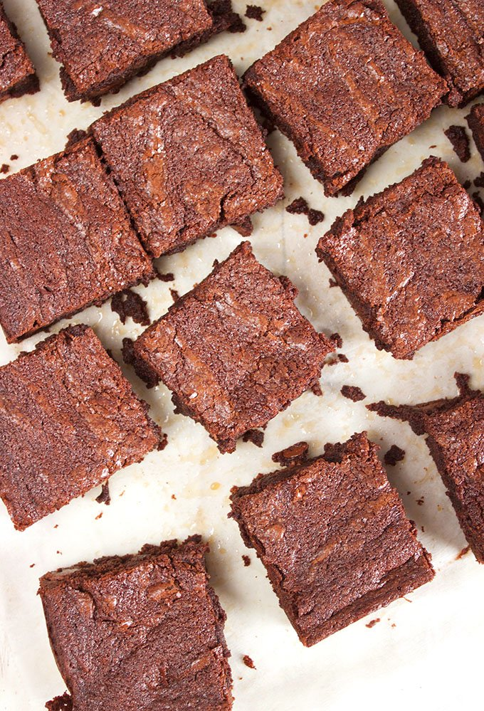 The Very Best Brownie Recipe from Scratch | TheSuburbanSoapbox.com