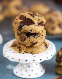 Pumpkin Chocolate Chip Cookies | Thesuburbansoapbox.com