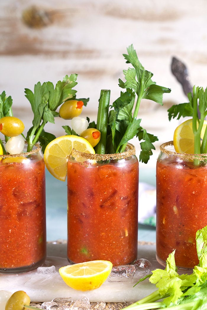 The Best Bloody Mary Mix Recipe Video The Suburban Soapbox