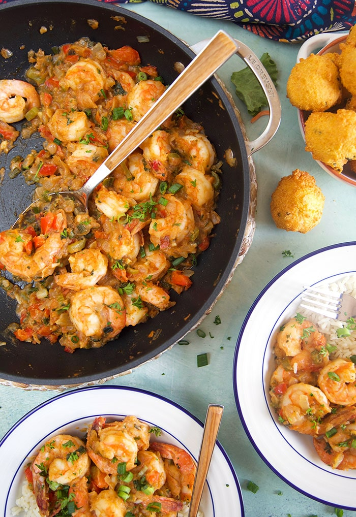 Easy Shrimp Etouffee Recipe The Suburban Soapbox