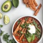 Chicken Tortilla Soup | The Subversive Table
