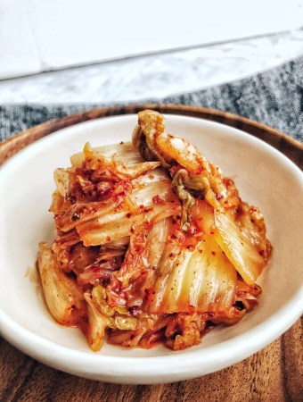This is the beginning of a series on kimchi.  Kimchi is the food of my people.  I love kimchi and if you're reading this, I suspect you do, too.