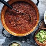 Basic Chili in a pot
