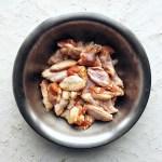 Korean Fried Chicken, marinade