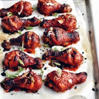 Gochujang Chicken Drumsticks