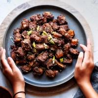 Asian Pork Riblets