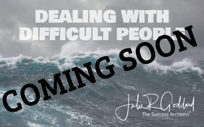 The Success Architect Dealing with Difficult People Course Coming Soon