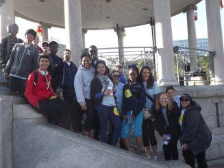 2013 - Steppingstone's Walk for Hunger team raised more than $1200!