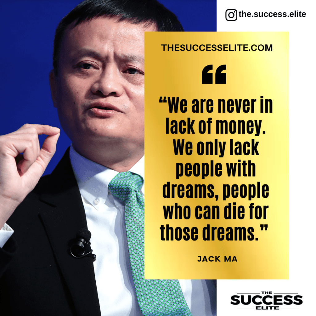 25 Jack Ma Quotes to Motivate and Enrich Your Life