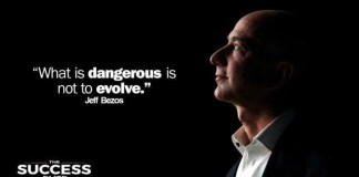 Jeff Bezos Quotes for entrepreneurs
