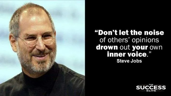 Steve Jobs Motivational Quotes Innovation Change