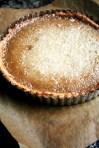 maple cream tart via food52