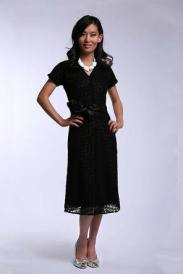 antiquated dress via shabby apple