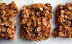 coconut granola bars via nytimes