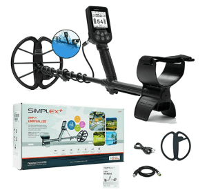 Nokta Makro Simplex+ - The best metal detector for beginners