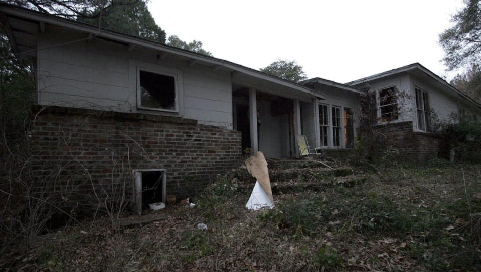 The Abandoned Home