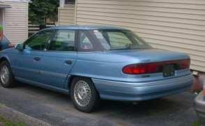 Similar 1992 Mercury Sable (Blue)