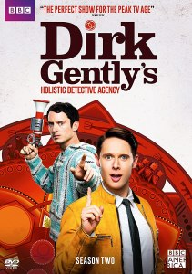 Read more about the article Dirk Gently's Holistic Detective Agency (Film Review)