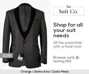 Shop men's suits & tuxedos by Vitarelli