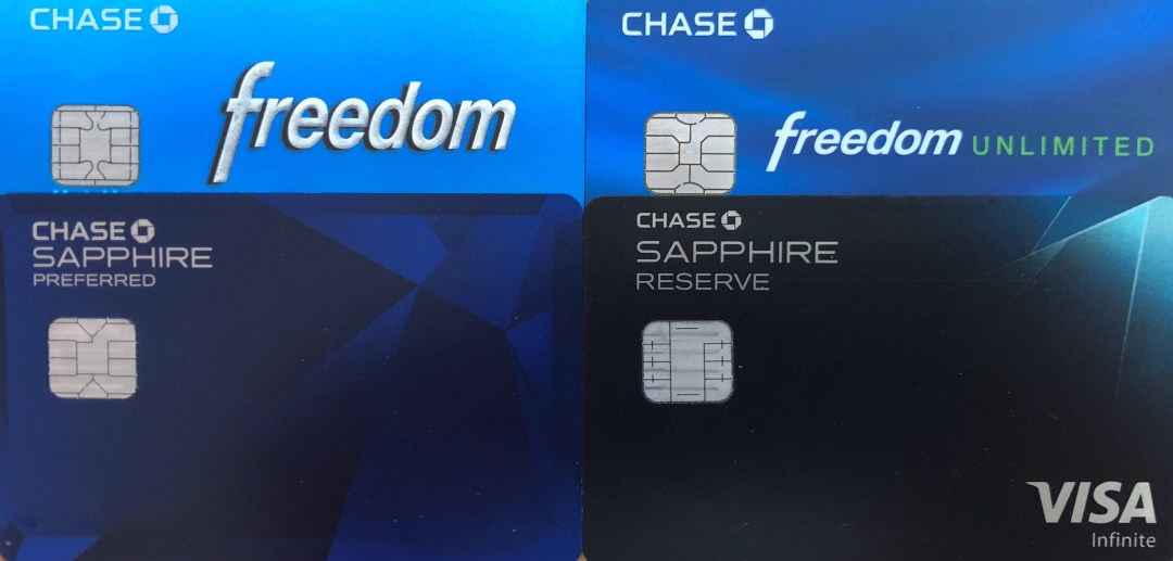 Do all Chase credit cards allow points transfers to travel partners?