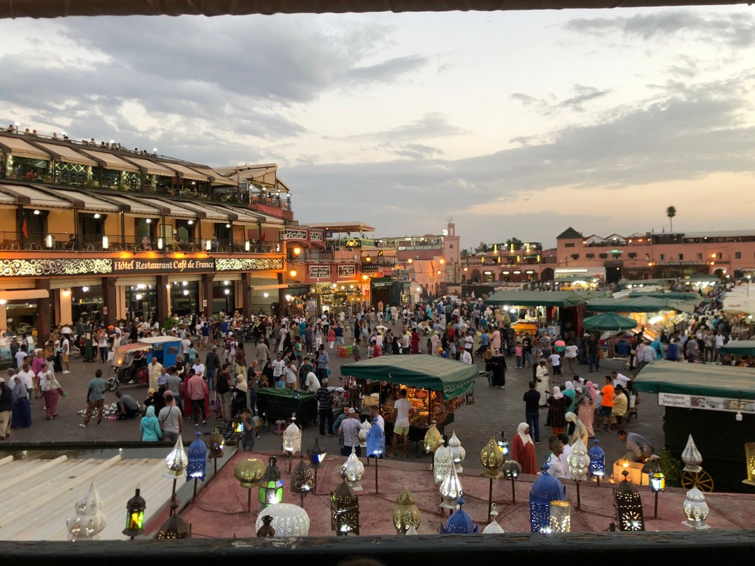 Marrakech…you are something else