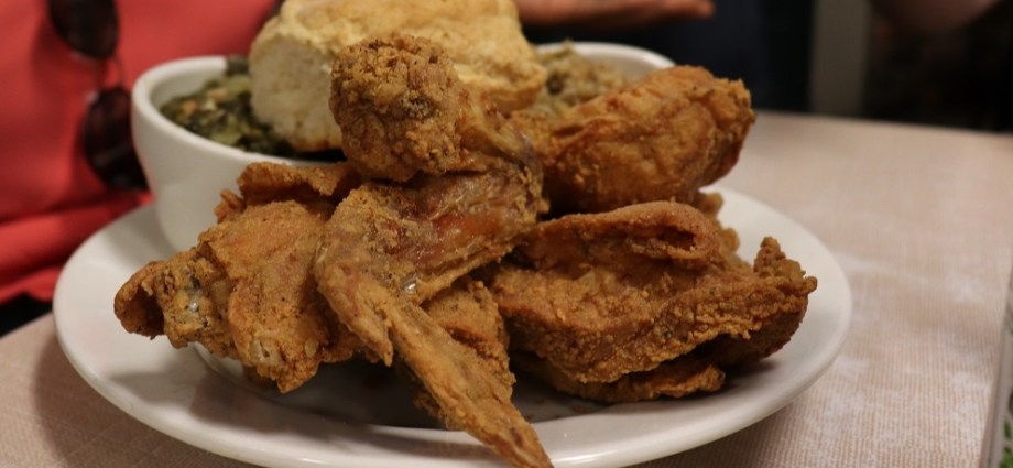 Fried Chicken at Mothers