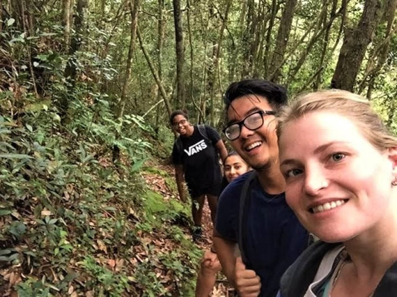 Hiking in Cameron Highlands My Workaway experience in Malaysia