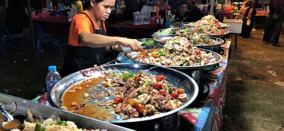 Top 5 Eats in Thailand