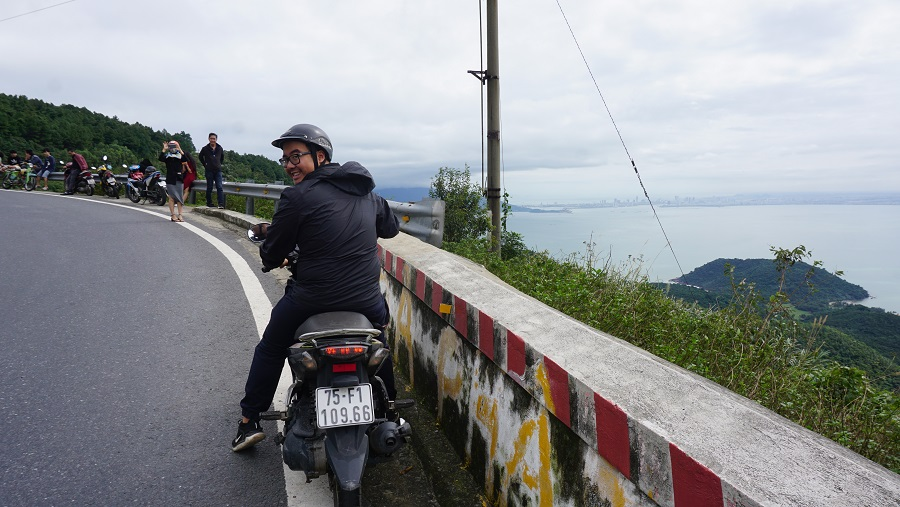 Hai Van Pass with Adi Budget Breakdown Travelling as a Couple in Vietnam