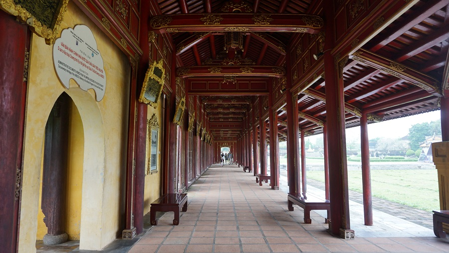 Imperial City Hue Budget Breakdown Travelling as a Couple in Vietnam