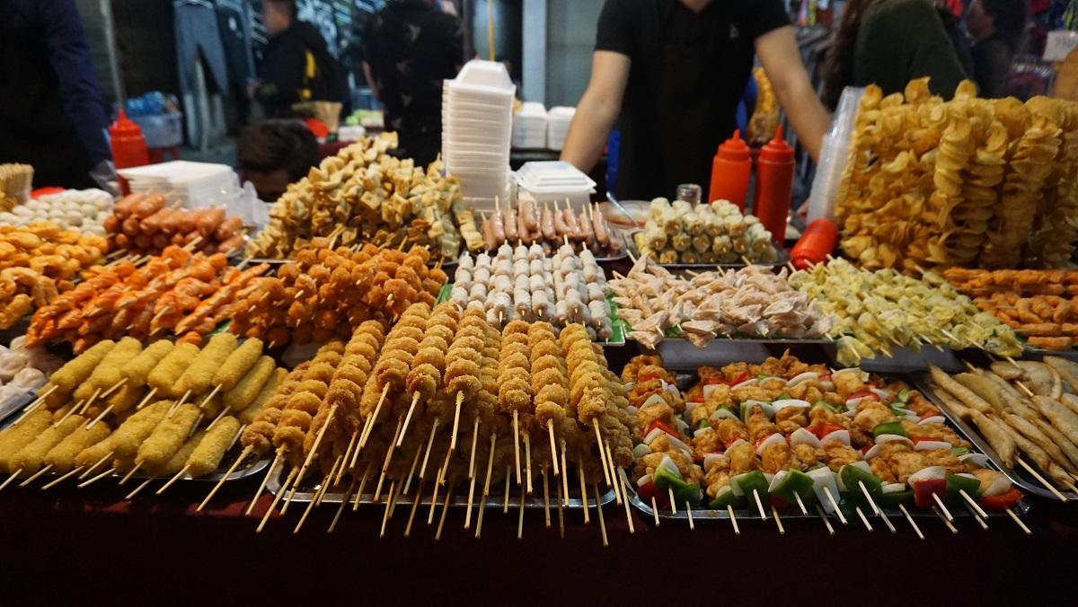 Vietnamese street food Budget Breakdown Travelling as a Couple in Vietnam