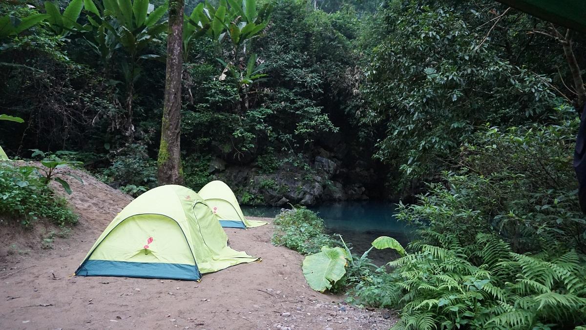 Camping in Phong Nha Ke Bang Budget Breakdown Travelling as a Couple in Vietnam