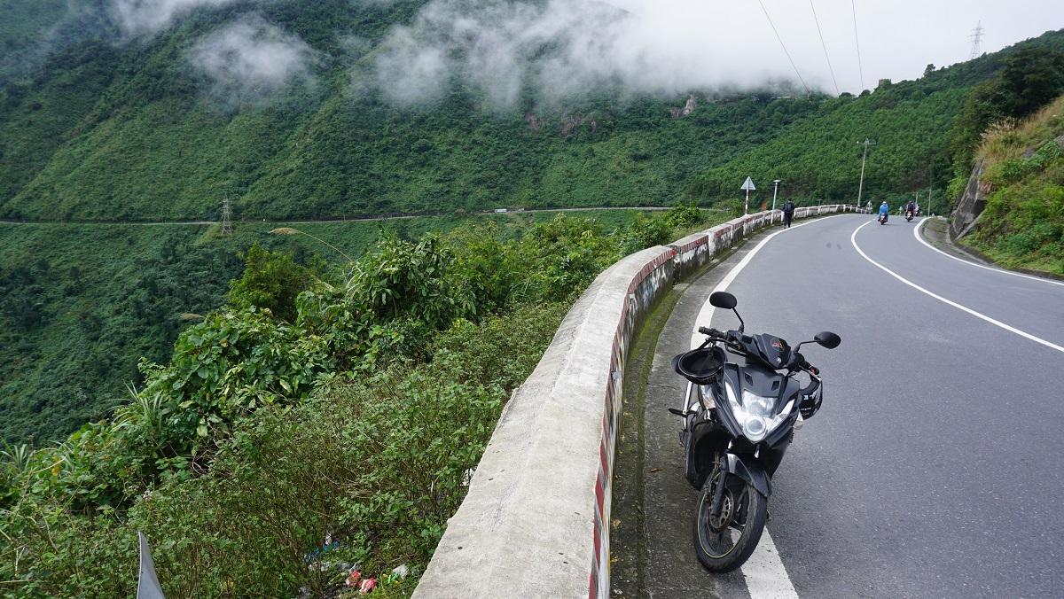 Hai Van Pass by motorbike Budget Breakdown Travelling as a Couple in Vietnam
