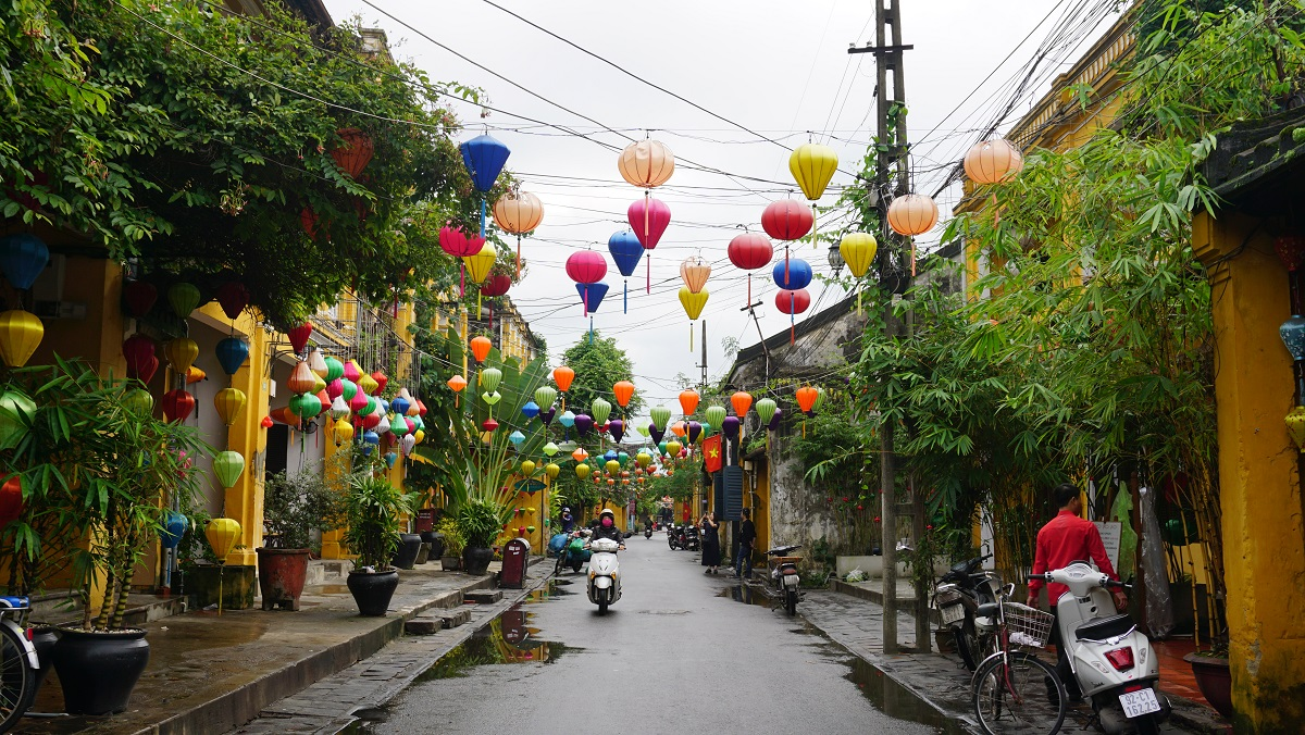 Old town Hoi An Budget Breakdown Travelling as a Couple in Vietnam