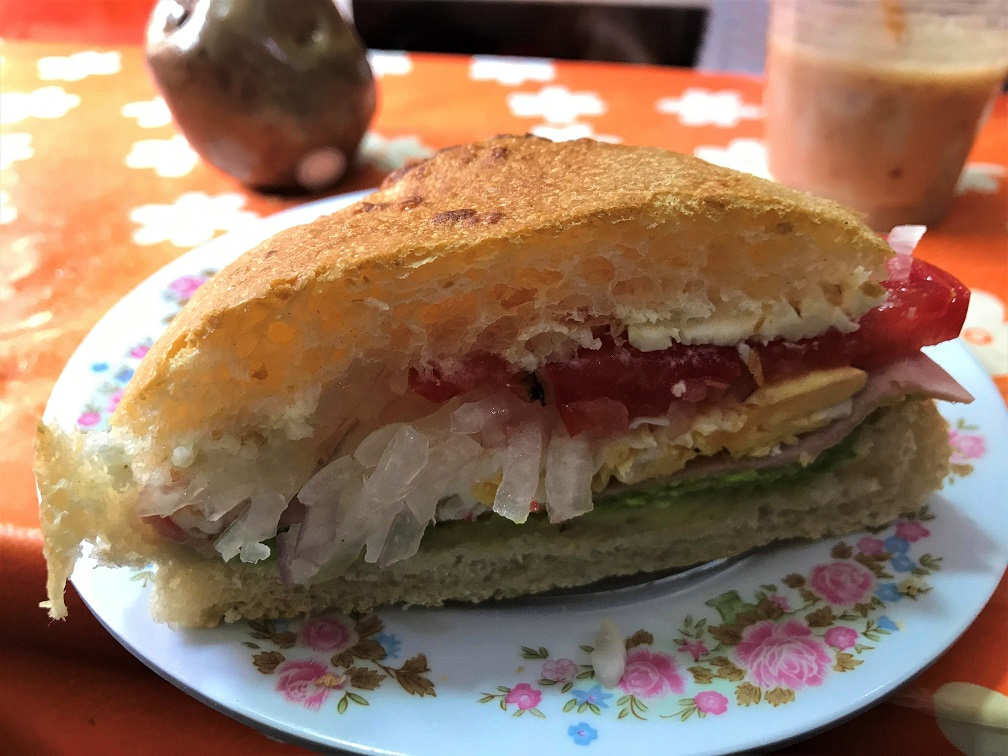 Sandwich-de-chola-Budget-Breakdown-The-Cost-of-Travelling-Bolivia