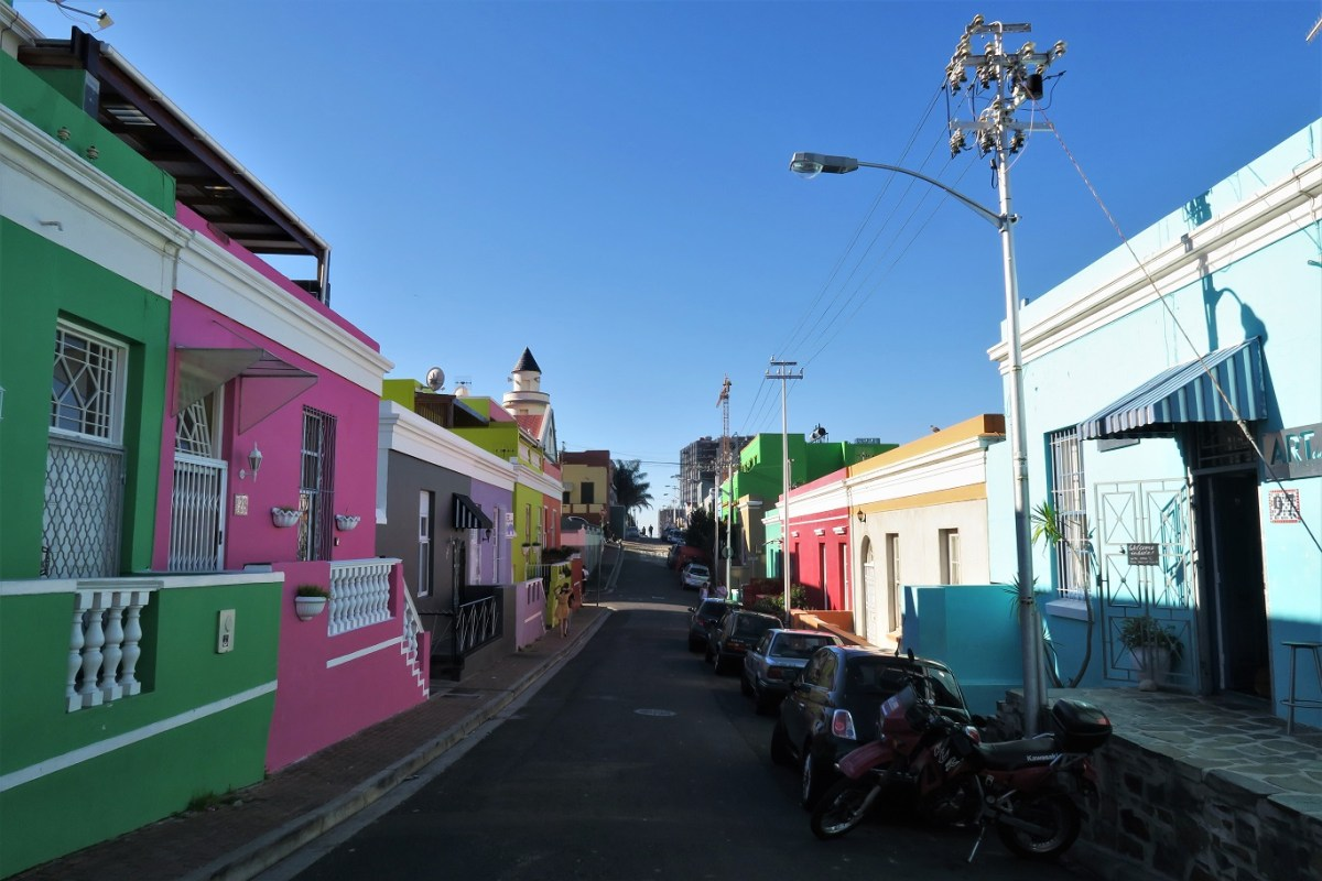 Bo Kaap City Guides Cape Town on a Budget