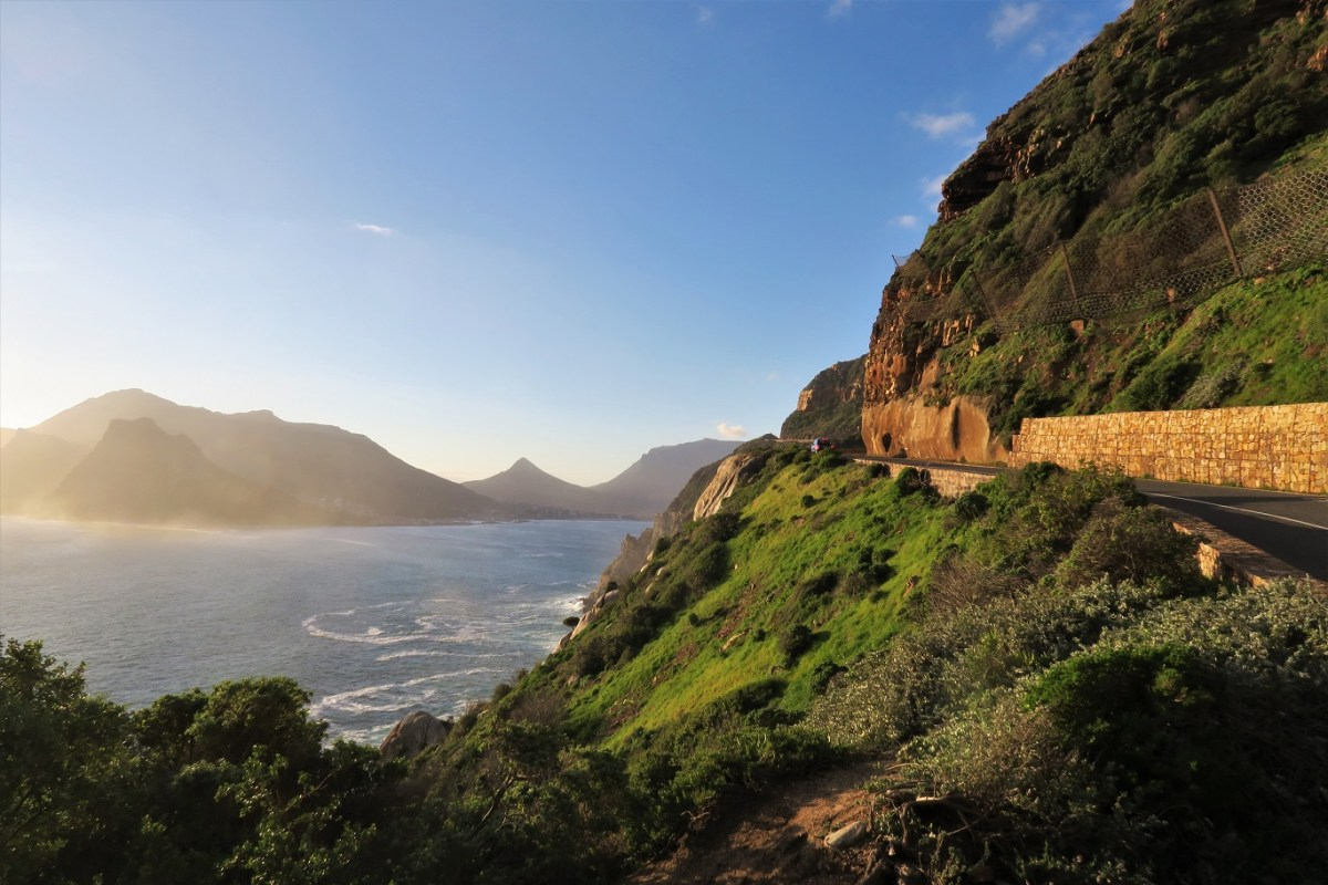Chapman's Peak Road City Guides Cape Town on a Budget
