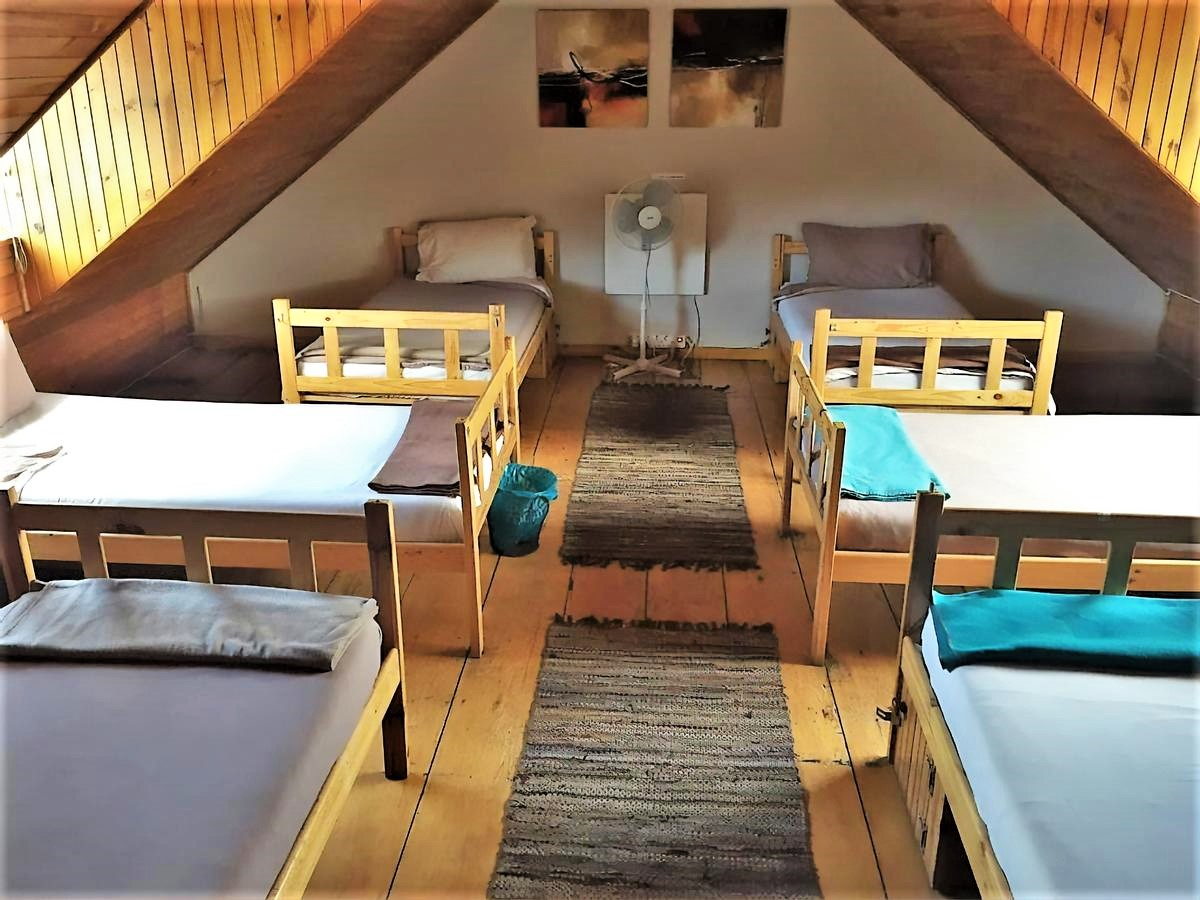 Jembjo's Knysna Lodge & Backpackers The Budget Traveller's Guide to the Garden Route Road Trip