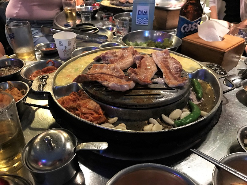 Korean-BBQ-Top-5-Eats-in-South-Korea