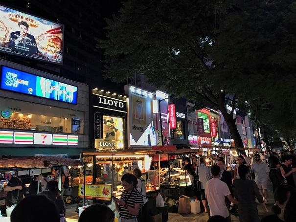 Seoul Street food The Sum of Travel
