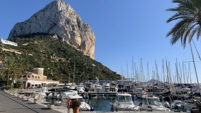 Winter Sun Pt 10 – La Manga to Calpe