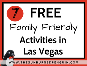 7 Free Family Friendly Activities in Las Vegas