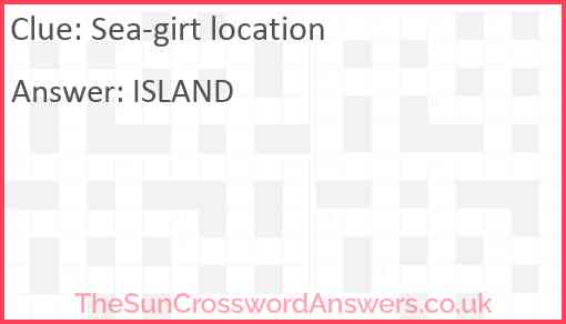 One Crossword Old Rocks Clue