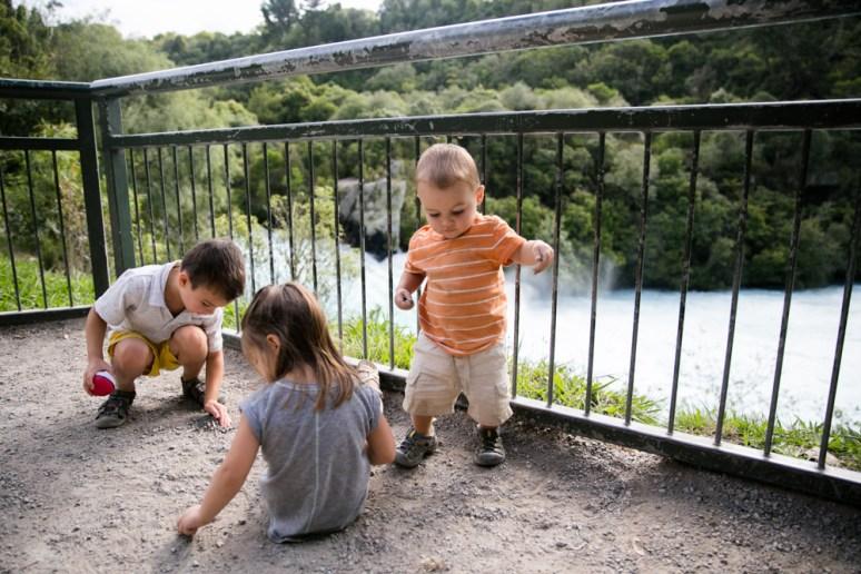 Haku Falls, NZ