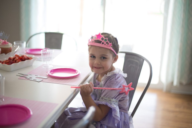 Evelyn's 4th birthday-9