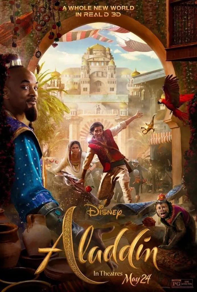 Aladdin makeover