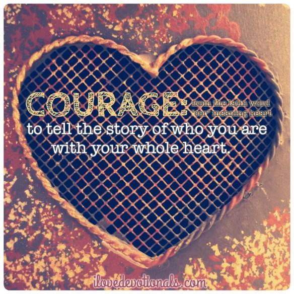Courage v2